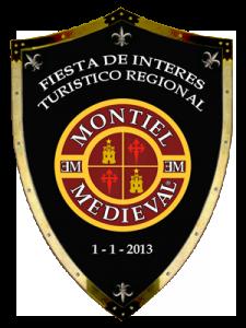 escudo montiel medieval