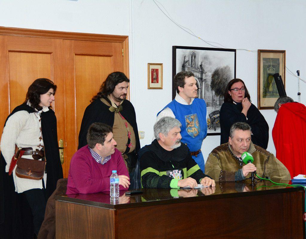 Entrevista Al Grupo Recreacionista Italiano La Corte Delle Spade Que Vinieron A Participar En La Batalla De Montiel.