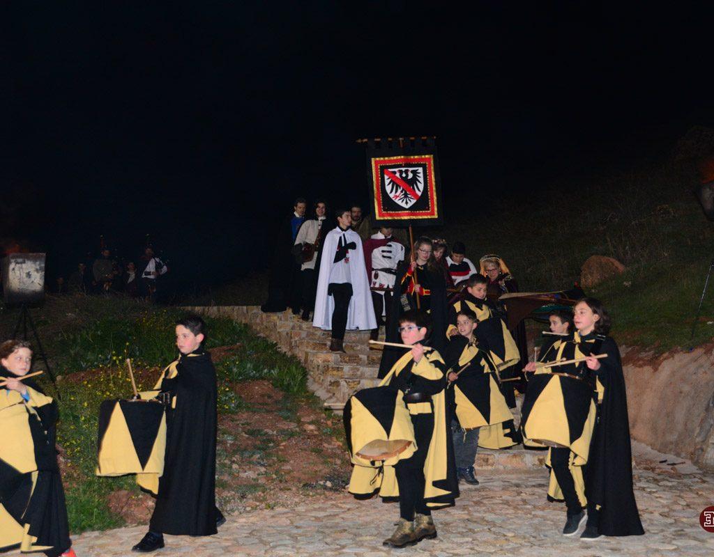 Grupo De Tambores Encomienda De Montiel