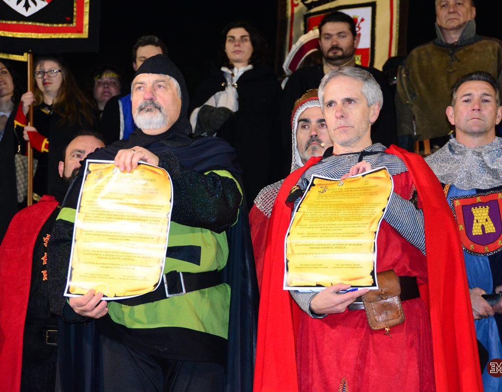 Diploma De Hermanamiento