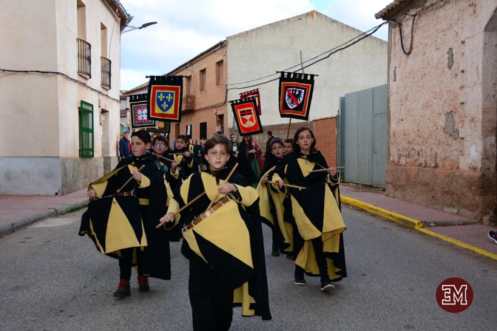 Grupo De Tambores De La Encomienda De Montiel
