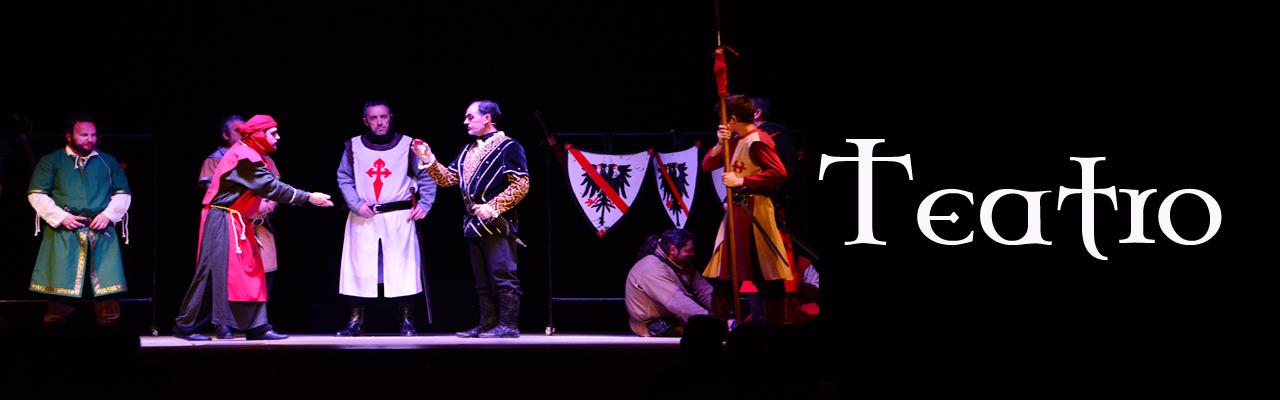 """Obra De Teatro """"La Amistad Entre Dos Reyes"""""""