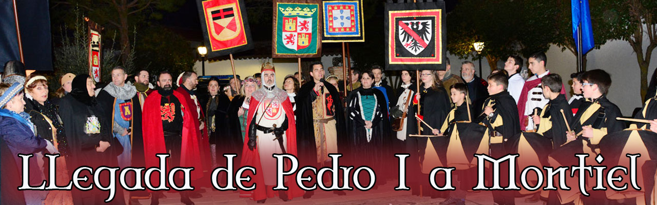 Llegada De Pedro I A Montiel