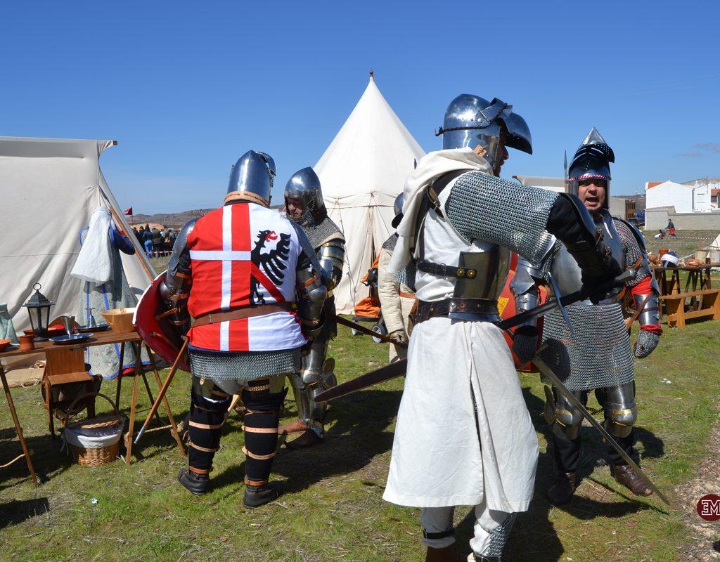 Preparando La Batalla