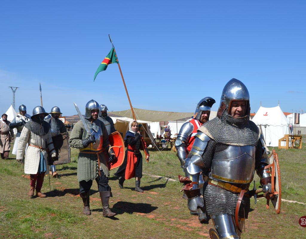 Marcha Hacia La Batalla