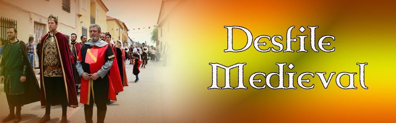 Desfile Medieval