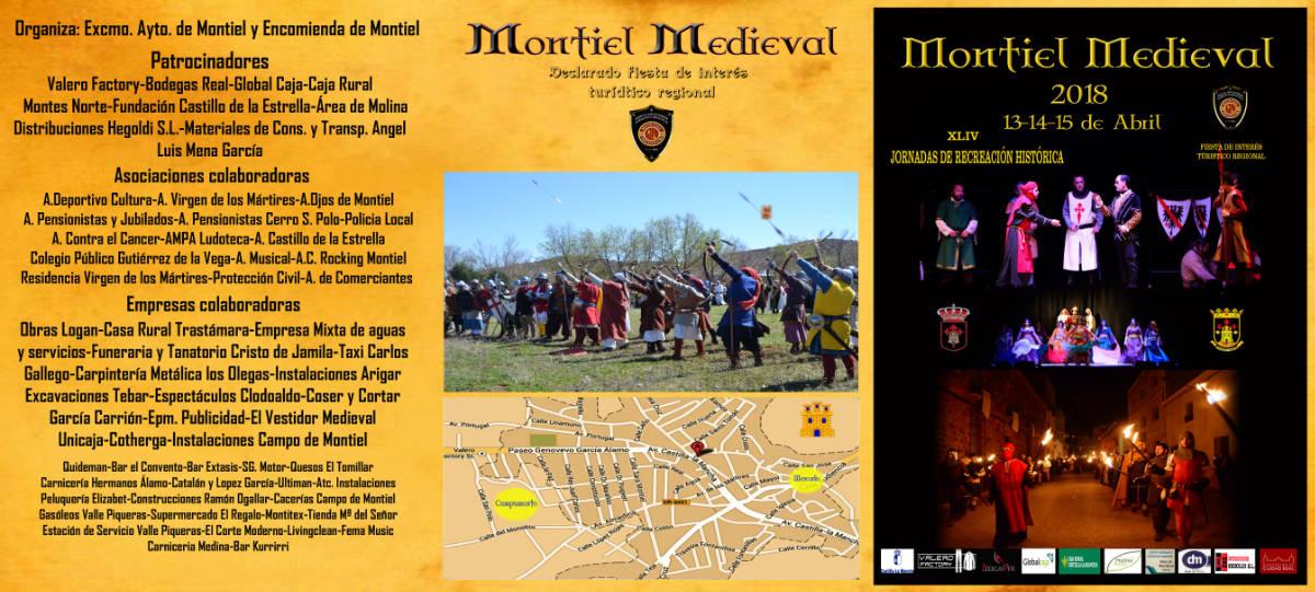 Programa Montiel Medieval 2018