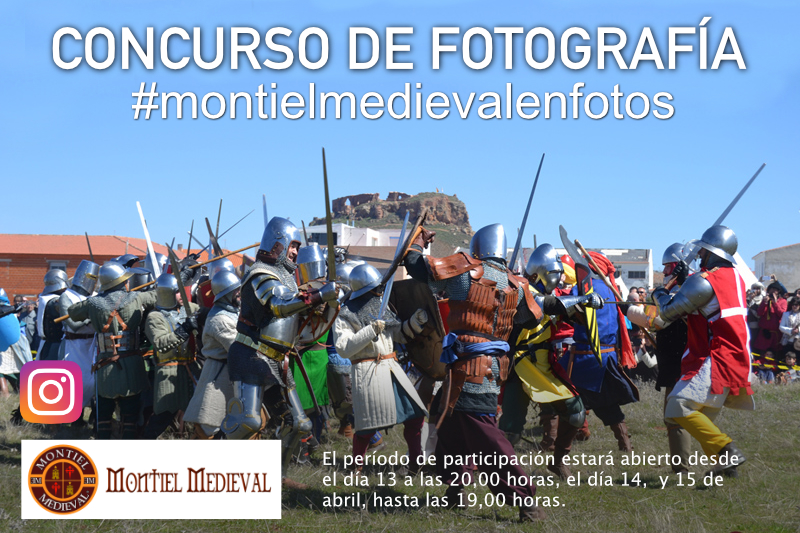 Concurso Fotografía Montiel Medieval 2018