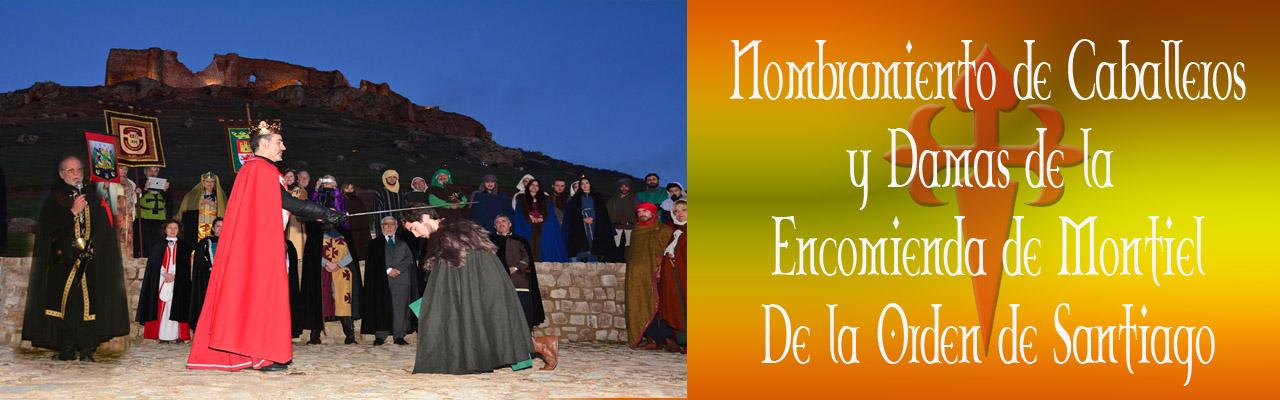 Montiel Medieval 2018. Nombramientos De Caballeros Y Damas