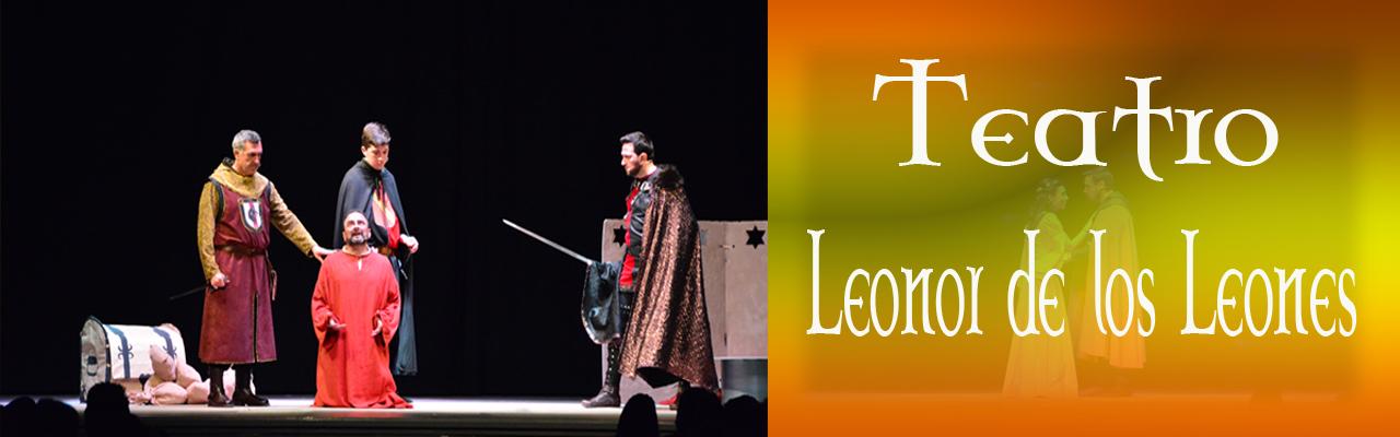Montiel Medieval 2018. Teatro: Leonor De Los Leones