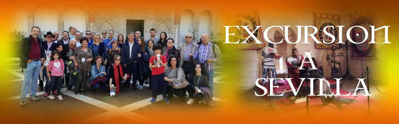 Excursión A Sevilla, Octubre 2018