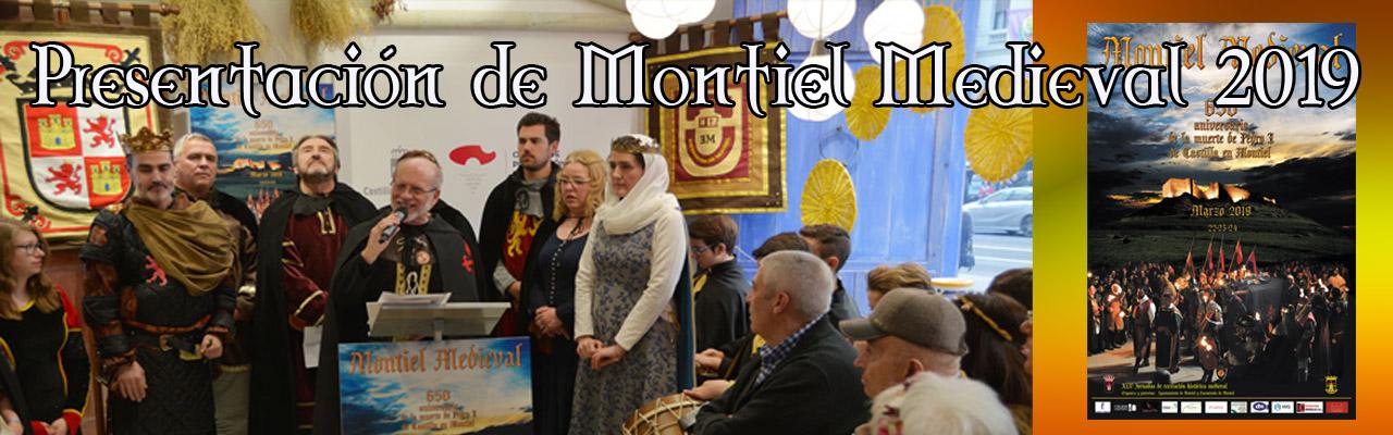 Montiel Medieval 2019. Este Año La Presentación De Montiel Medieval, Ha Sido En Madrid, En La Calle Gran Vía 45, En La Oficina De Turismo De Castilla La Mancha.