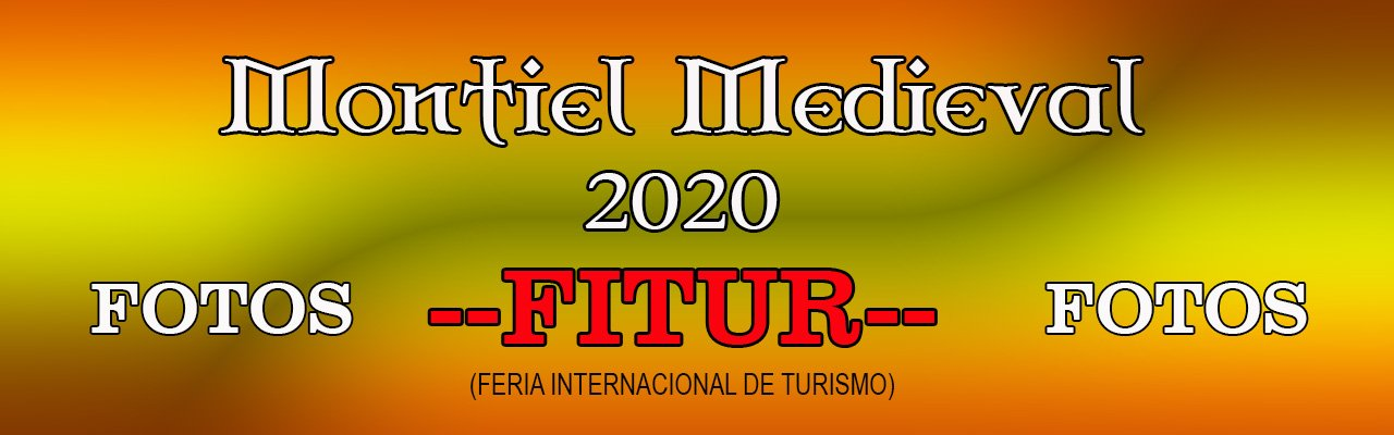 Montiel Medieval 2020 En FITUR